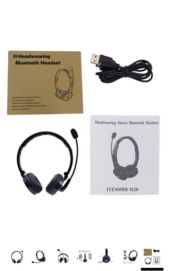Yamay Bluetooth Headset Bh M20 For Sale In Ca Us Offerup
