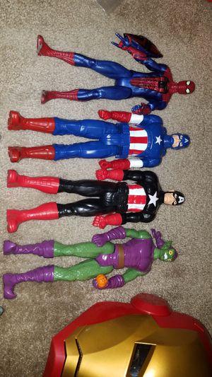 Marvel Action figure bundle for Sale in Henderson, NV