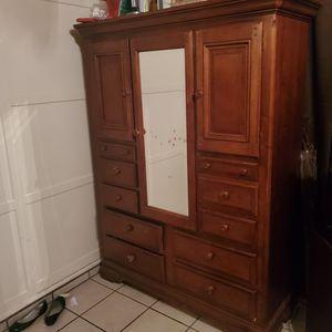 Antique Dresser $300 obo for Sale in San Bernardino, CA