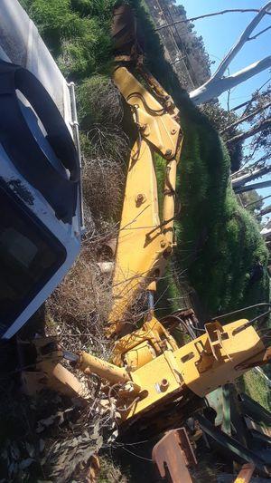 John Deere 450c/555 Backhoe attatchment only for Sale in Ramona, CA