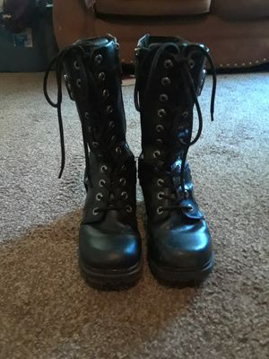 Harley Davidson womens Riding Boots for Sale in Salina, KS