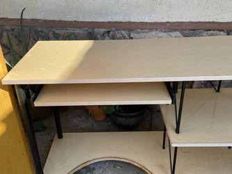 Beige Desk for Sale in Riverside,  CA