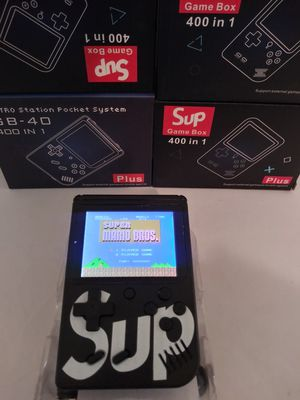 NINTENDO HAS + 400 GAMES AVAILABLE TO PLAY RECHARGEABLE $25. NEW IN BOX for Sale in Rialto, CA