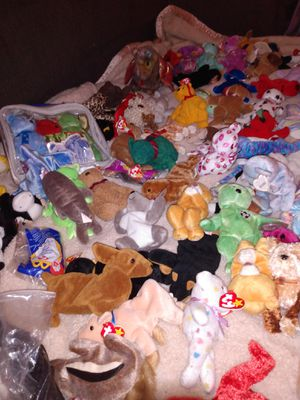 Beanie babies for Sale in Stockton, CA