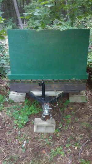 Trailer with hitch for Sale in Stow, MA