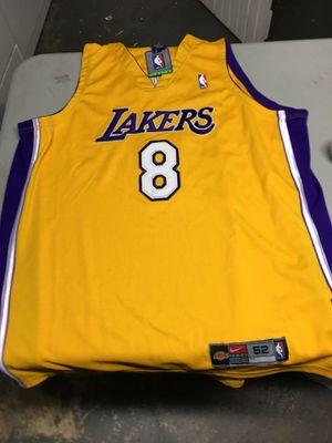LA Lakers Kobe Bryant #8 Jersey- Size Large for Sale for sale  Plainfield, NJ