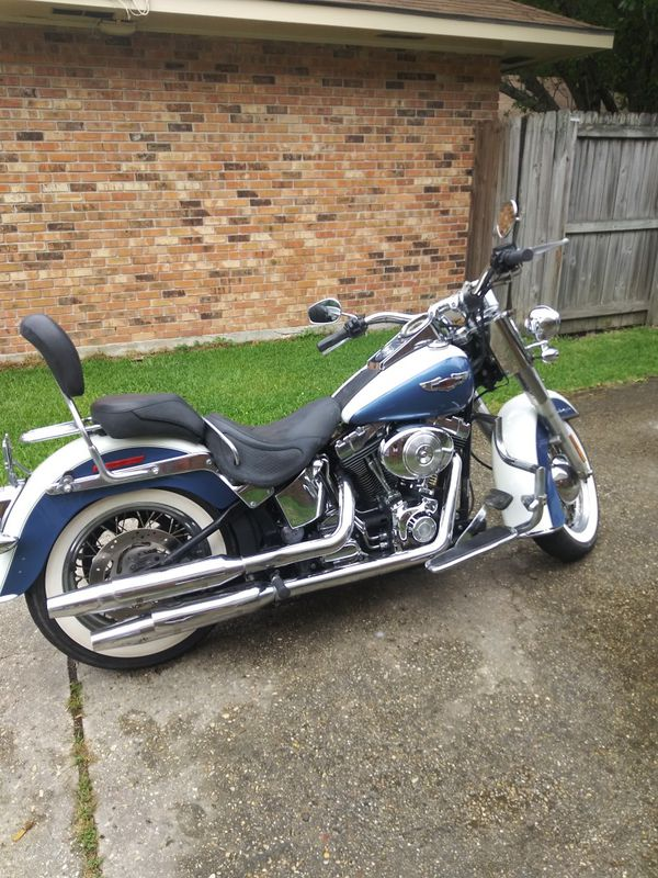 2005 Harley Davidson Softail Deluxe