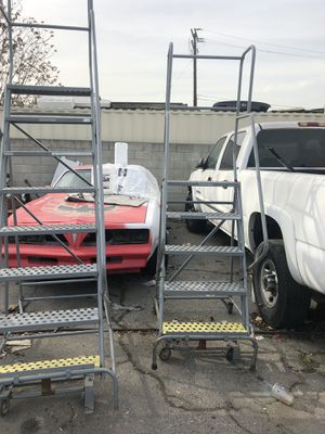 Escaleras safety ladder for Sale in Montebello, CA