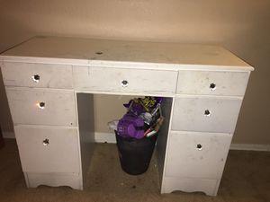 Desk (a little rough for Sale in Phoenix, AZ