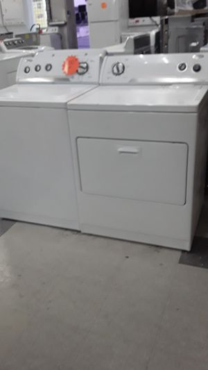 Whirlpool set washer and dryer in good condition for Sale in Elkridge, MD
