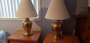 2 standing lamps for Sale in Torrance, CA