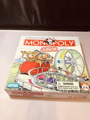 Monopoly Junior Board Game Not Complete for Sale in Phoenix, AZ