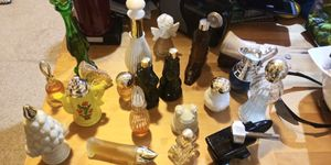 Vintage Avon Bottles (late 60's & 70's) for Sale in Seattle, WA