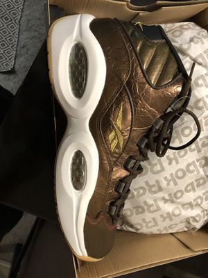 "REEBOK QUESTION VILLA ""LIBERTY BELL"" 10.5 for Sale in Glen Burnie, MD"
