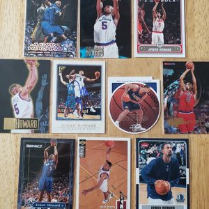 Juwan Howard auto Wizards card and rookies for Sale in Gresham, OR