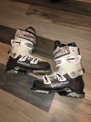Salomon ski boots for Sale in Bensenville, IL