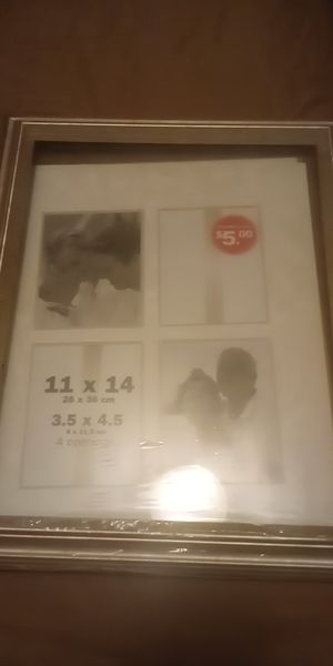 4 # four Portrait holders & Glass + Frame for Sale in Chicago, IL
