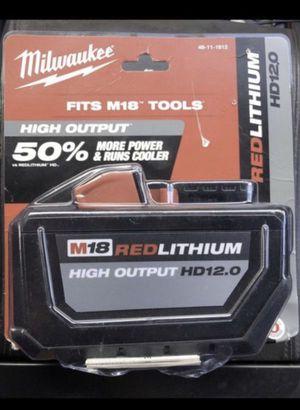 Brand New 12.0 High Output Battery for Sale in Boynton Beach, FL