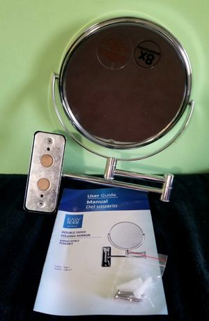 Wall-Mounted Bathroom Vanity Magnifying Mirror for Sale in Port St. Lucie, FL