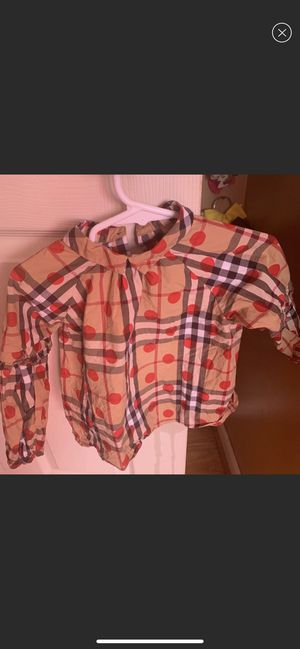 Authentic Burberry shirt for Sale in Nashville, TN