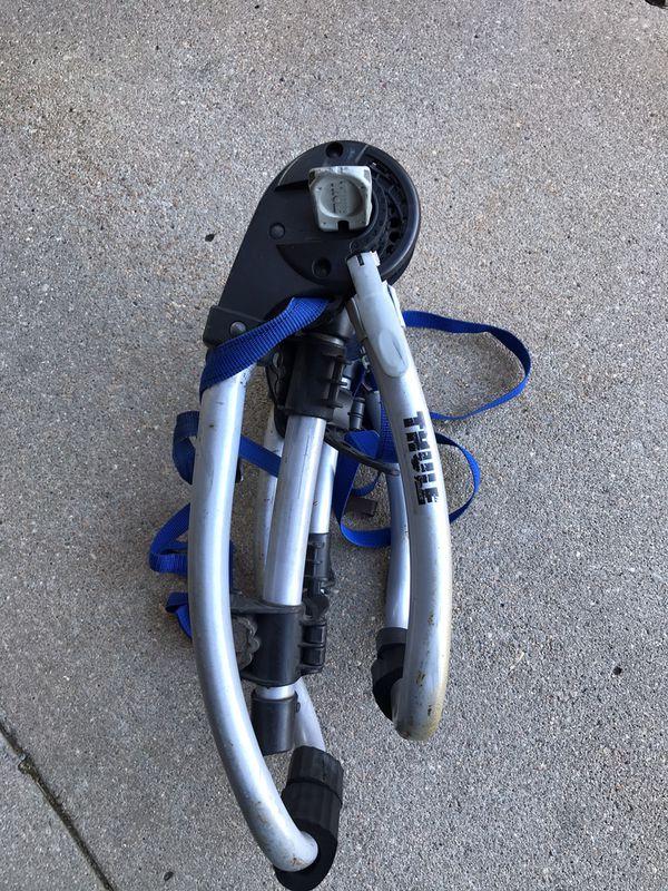 Generation 3 Prius bike rack