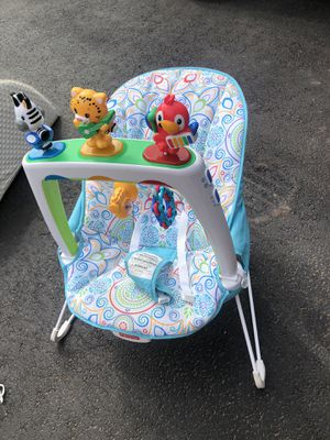 Baby toys bassinet boppy pillow randoms for Sale in Moon, PA