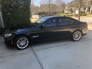 BMW 740i w/ M Package. Recently changed oil, bushings and alignment completed. Front tires are a few months old and rear tires are within a year. Wel for Sale in Holly Springs, NC