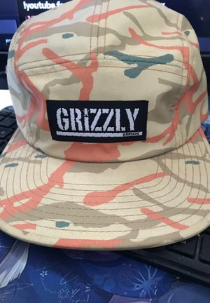 Grizzly tape hat for Sale in Rosemead, CA