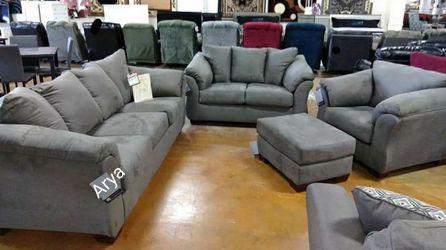 🔥Best Price Brand🆕️ Darcy Living Room Set for Sale in Arlington,  VA