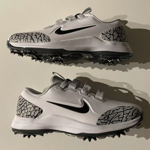 Tiger Woods tw71 fast fit Custom Nike Golf Shoes Men for Sale in Santa Ana, CA