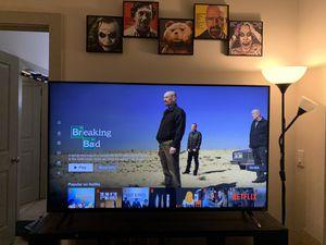 VIZIO Smart LED HDTV 60inch TV for Sale in Tempe, AZ