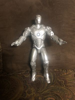 Silver Iron Man for Sale in Clermont, FL