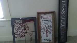 Family value pictures for Sale in Abilene, TX