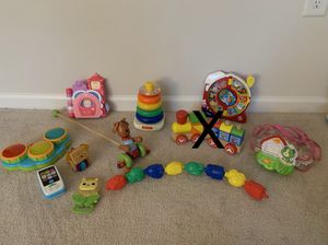 Lot of baby/kids toys for Sale in New Hill, NC