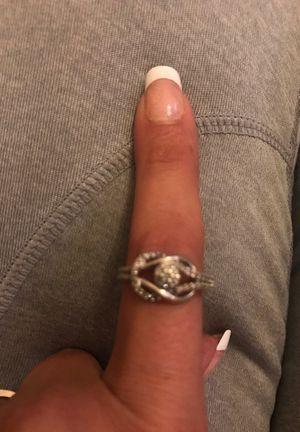 Diamond ring size 8 for Sale in Murfreesboro, TN
