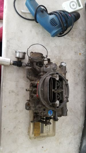 Edlebach a 100 carburetor with kit for Sale in Beaumont, TX