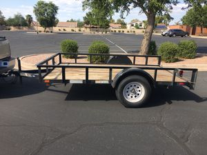 10 FT CARSON UTILITY TRAILER for Sale in Gilbert, AZ
