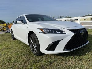 CAR RENTAL LEXUS ES F SPORT FROM $250 per day for Sale in Aventura, FL