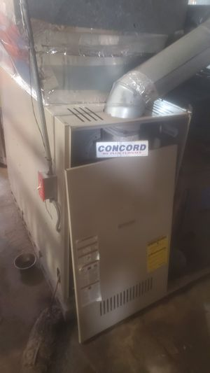 Concord oil furnace for Sale in West Haven, CT