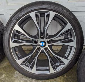 21 style 599m bmw rims for Sale in The Bronx, NY