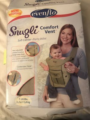 Baby infant carrier new for Sale in Santa Ana, CA