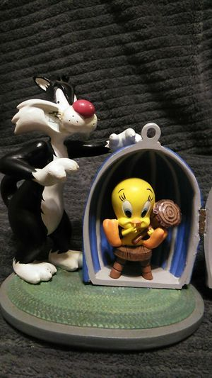 Tweety Bird and Sylvester figure for Sale in Eudora, KS