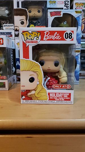 Funko Pop Barbie Holiday Exclusive for Sale in Newberg, OR