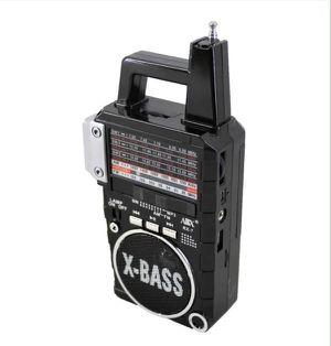 Audiobox 8-Band Radio AM-FM MP3 USB Flash Light Included Rechargeable Recargable Con Luz 8 Bandas RX-7 for Sale in Virginia Gardens, FL