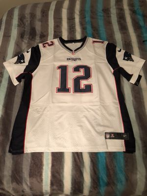 New England Patriots Tom Brady ELITE Jersey for Sale in Manchester Township, NJ