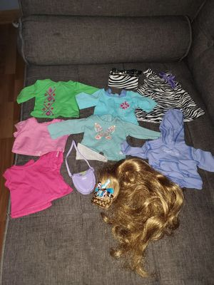 American Girl Doll Clothes Lot for Sale in Hampton, VA
