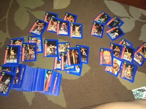 Vintage WWF trading cards 145 of them $45 for all for Sale in Tolleson, AZ