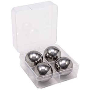 Four 1 Inch Whiskey Stainless Steel Ball Set for Sale in Aurora, CO