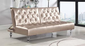 NEW Monika Adjustable Sofa Futon for Sale in Miami, FL
