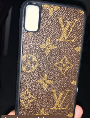 Louis Vuitton iPhone X/Xs case for Sale in Stockton, CA